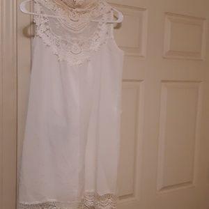 Eunice Lai lace summer dress